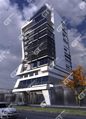 اعلام حریق برج آلبان