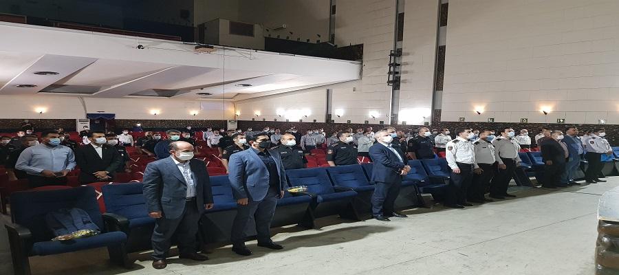 اولین سمینار آموزشی سیستم های اطفاﺀ حریق در شهر ساری با حضور نمایندگان شرکت  Duyar  ترکیه  در تاریخ 8 تیر 1400